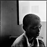 Angola 2006: Tuberculosis