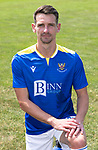 Craig Bryson, St Johnstone FC...2021-22 Season<br />Picture by Graeme Hart.<br />Copyright Perthshire Picture Agency<br />Tel: 01738 623350  Mobile: 07990 594431