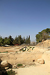 The pool and water system of the Royal Palace from the period of the Kingdom of Judah at Ramat Rachel Archaeological Garden