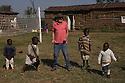 Stevenage FC Community Project, Nakuru, Kenya - 4th June, 2013<br />  © Kevin Coleman 2013