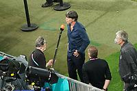 Bundestrainer Joachim Loew (Deutschland Germany) im Interview<br /> - Muenchen 23.06.2021: Deutschland vs. Ungarn, Allianz Arena Muenchen, Euro2020, emonline, emspor, <br /> <br /> Foto: Marc Schueler/Sportpics.de<br /> Nur für journalistische Zwecke. Only for editorial use. (DFL/DFB REGULATIONS PROHIBIT ANY USE OF PHOTOGRAPHS as IMAGE SEQUENCES and/or QUASI-VIDEO)