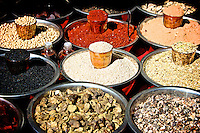 Herbs and Spices for sale in Lhasa, Tibet