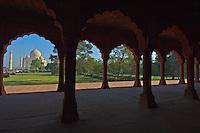 Agra and The Taj Mahal