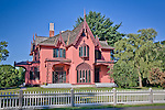 The Bowen House / Roseland Cottage, Woodstock, CT