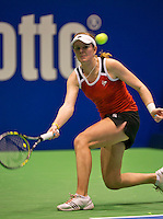 17-12-13,Netherlands, Rotterdam,  Topsportcentrum, Tennis Masters, ,       Marcella Koek<br /> Photo: Henk Koster