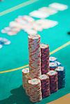 Big chip stack