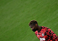 Football: Uefa Europa League - semifinal 2nd leg AS Roma vs Manchester United Olympic Stadium. Rome, Italy, May 6, 2021.<br /> Manchester United's Paul Pogba at the end of  the Europa League football match between Roma and Manchester United at Rome's Olympic stadium, Rome, on May 6, 2021.<br /> Manchester United reaches the 2021Uefa Europa League Final.<br /> UPDATE IMAGES PRESS/Isabella Bonotto