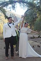 09-24-16 Soren & SJ Wedding - Big Bear, California