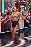 """Karen Clifton<br /> at the launch of """"Strictly Come Dancing"""" 2018, BBC Broadcasting House, London<br /> <br /> ©Ash Knotek  D3426  27/08/2018"""