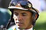 Jose Lezcano at Keeneland Race Course. 04.08.2010