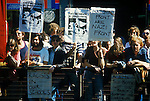 SWP Socalist Workers Party demonstration in the east end of London against the National Front and racism. This was a regular weekly demo at the north end of  Brick lane in the summer of 1978.