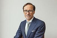 Switzerland. Geneva. Pierre Kobel. Lawyer. 15.05.2020 © 2020 Didier Ruef