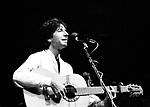 Leonard Cohen 1976 at the Royal Albert Hall<br /> © Chris Walter