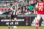 Juventus' player Yoan Severin in action during the South China vs Juventus match of the AET International Challenge Cup on 30 July 2016 at Hong Kong Stadium, in Hong Kong, China.  Photo by Marcio Machado / Power Sport Images