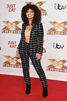 Alondra Martinez (V5)<br /> at the photocall of X Factor Celebrity, London<br /> <br /> ©Ash Knotek  D3524 09/10/2019