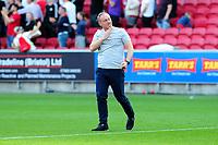 Steve Cooper Head Coach of Swansea City during the Sky Bet Championship match between Bristol City and Swansea City at Ashton Gate in Bristol, England, UK. Saturday 21 September 2019
