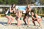 A few selected images from a photoshoot with the 2016 Tulane Beach Volleyball team.
