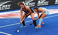 Olivia Shannon during the Pro League Hockey match between the Blacksticks women and Argentina, Nga Punawai, Christchurch, New Zealand, Sunday 1 March 2020. Photo: Simon Watts/www.bwmedia.co.nz