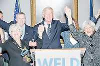 Bill Weld - NH Campaign Steering Committee Press Conference - Concord, NH - 10 Sept 2019