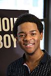 "Marcus Gladney during the MTC Broadway Cast Call for ""Choir Boy"" at The MTC Rehearsal Studios on November 20, 2018 in New York City."