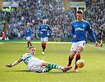 31.03.2019 Celtic v Rangers: Lustig and Ryan Jack