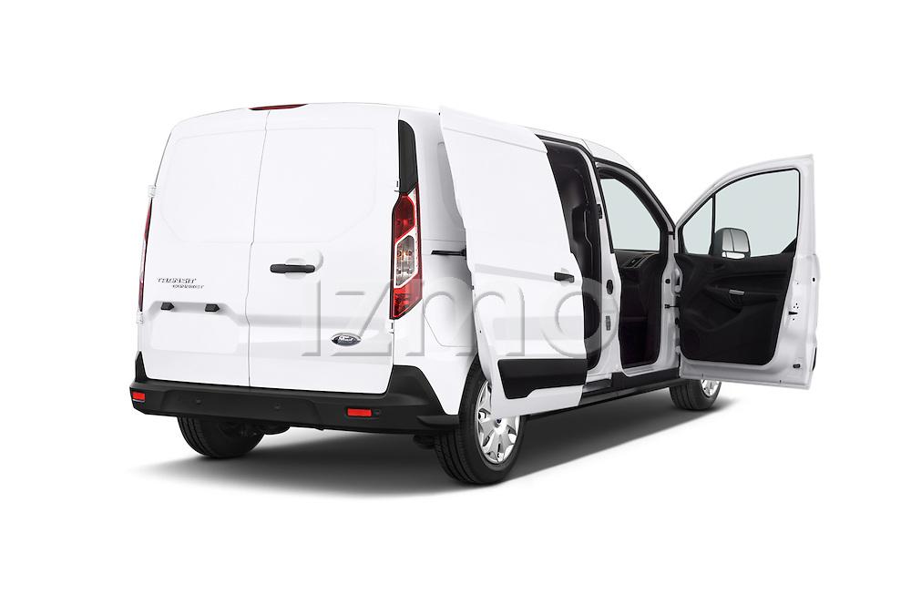 Car images of a 2015 Ford Transit Connect Trend 5 Door Minivan Doors