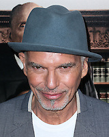 BEVERLY HILLS, CA, USA - OCTOBER 01: Billy Bob Thornton arrives at the Los Angeles Premiere Of Warner Bros. Pictures And Village Roadshow Pictures' 'The Judge' held at the Samuel Goldwyn Theatre at The Academy of Motion Picture Arts and Sciences on October 1, 2014 in Beverly Hills, California, United States. (Photo by Xavier Collin/Celebrity Monitor)