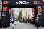 Action - Bloomberg Square Mile Relay New York 2018