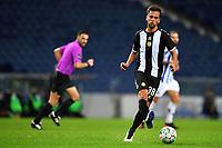 20th December 2020; Dragao Stadium, Porto, Portugal; Portuguese Championship 2020/2021, FC Porto versus Nacional; Chico Ramos of Nacional comes forward on the ball