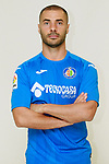 Getafe CF's Medhi Lacen during the session of the official photos for the 2017/2018 season. September 19,2017. (ALTERPHOTOS/Acero)