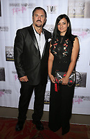 28 July 2021 - Las Vegas, NV - Dominick Santucci, Sara Magalhaes. Red Carpet Arrivals for Nico Santucci's Sarogeto at  MegaFest 2021 in Las Vegas. Photo Credit: MJT/AdMedia
