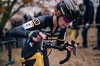 Ellen Van Loy (BEL/Telenet Fidea Lions)<br /> <br /> women's race<br /> CX World Cup Koksijde 2018