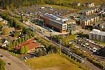 Aerial View of Portland Community College, Portland, Oregon