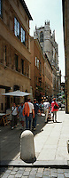 Europe/France/Rhône-Alpes/69/Rhone/Lyon: Vieux Lyon - Rue Saint-Jean