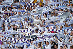 Real Madrid's supporters during UEFA Champions League 2015/2016 Final match.May 28,2016. (ALTERPHOTOS/Acero)