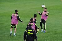 Spanish National Team's  training at Ciudad del Futbol stadium in Las Rozas, Madrid, Spain. In the pic: Koke. March 25, 2015. (ALTERPHOTOS/Luis Fernandez) /NORTEphoto.com