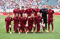 Inter Milan vs AS Roma, August 2, 2014