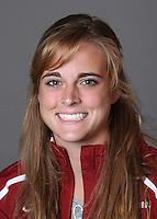 STANFORD, CA - SEPTEMBER 29:  Jennifer Wylie of the Stanford Cardinal during women's diving picture day on September 29, 2009 in Stanford, California.