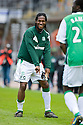 09/05/2010   Copyright  Pic : James Stewart.sct_js024_dundee_utd_v_hibernian  .::  STEVEN THICOT CELEBRATES WITH SOL BAMBA AT THE END OF THE GAME ::  .James Stewart Photography 19 Carronlea Drive, Falkirk. FK2 8DN      Vat Reg No. 607 6932 25.Telephone      : +44 (0)1324 570291 .Mobile              : +44 (0)7721 416997.E-mail  :  jim@jspa.co.uk.If you require further information then contact Jim Stewart on any of the numbers above.........