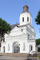 Dom in Telsiai, Litauen, Europa