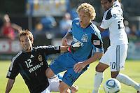 San Jose Earthquakes vs Los Angeles Galaxy June 25 2011