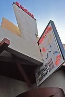 Horton Plaza:  Sushi Restaurant,  Photo Jan. 1987.