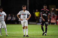 LAKE BUENA VISTA, FL - JULY 27: Diego Rossi #9 of LAFC waits for the penalty kick during a game between Seattle Sounders FC and Los Angeles FC at ESPN Wide World of Sports on July 27, 2020 in Lake Buena Vista, Florida.