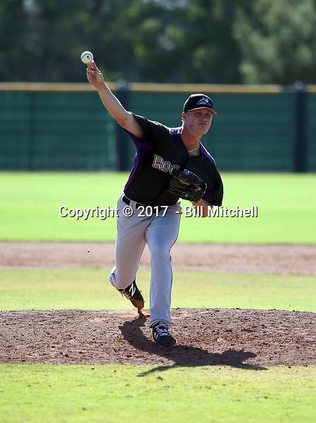 Pearson McMahan - 2017 AIL Rockies (Bill Mitchell)
