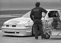 Rick Wilson Daytona 500 at Daytona International Speedway in Daytona Beach, FL on February 14, 1988. (Photo by Brian Cleary/www.bcpix.com)