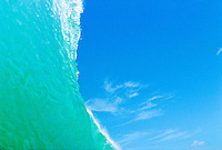Wave, off the wall Oahu