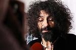 Musician Ara Malikian attends Ara Malikian, Una Vida Entre Las Cuerdas Madrid Premiere on October 23, 2019 in Madrid, Spain.(ALTERPHOTOS/ItahisaHernandez)