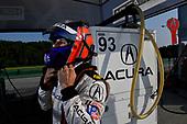 IMSA WeatherTech SportsCar Championship<br /> Michelin GT Challenge at VIR<br /> Virginia International Raceway, Alton, VA USA<br /> Saturday 26 August 2017<br /> 93, Acura, Acura NSX, GTD, Andy Lally<br /> World Copyright: Richard Dole<br /> LAT Images<br /> ref: Digital Image RD_VIR_17_249