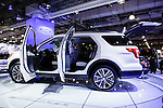 Highlights from the New York International Auto Show