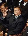 Japanese Prime Minister Abe's Cabinet at new years first committee session in the Diet